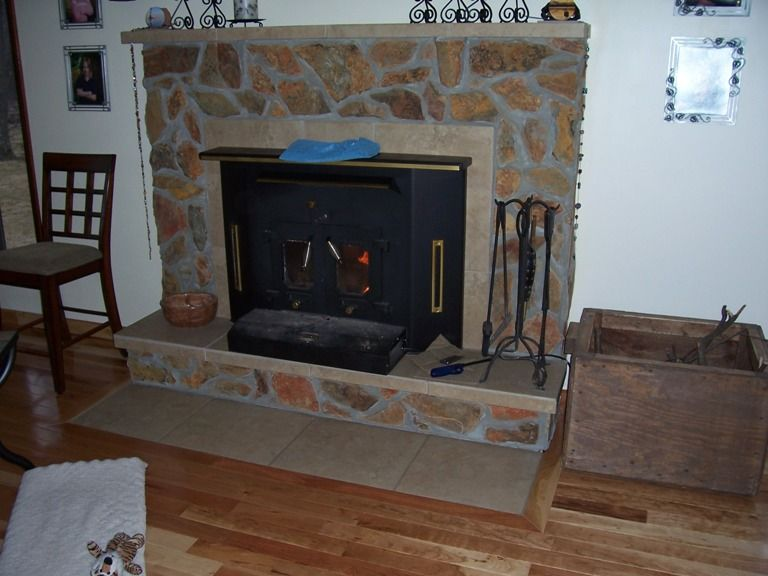 Extending existing fireplace hearth for wood burning insert hearth 0000053smg solutioingenieria Gallery