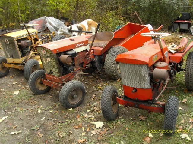 firewood garden tractors Hearthcom Forums Home