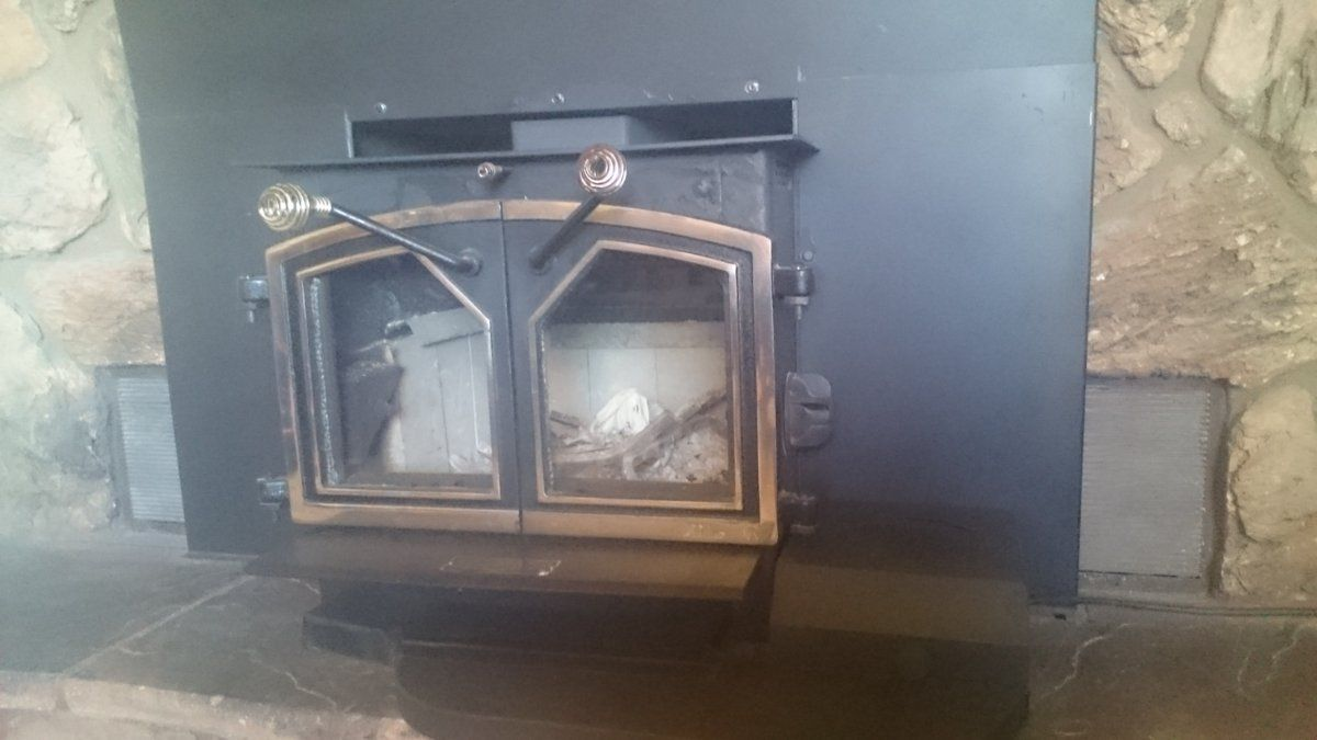 What do I have? Fisher fireplace insert ID help needed ...