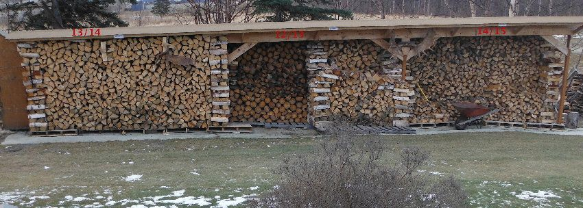 Wood shed plans jump to next level