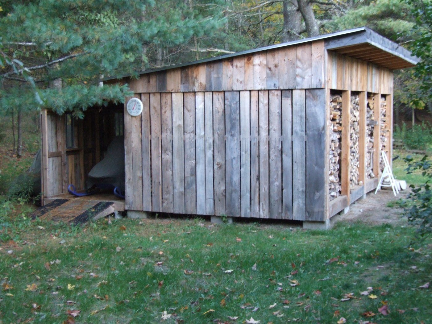 Wood shed pressure treated or not | Hearth com Forums Home