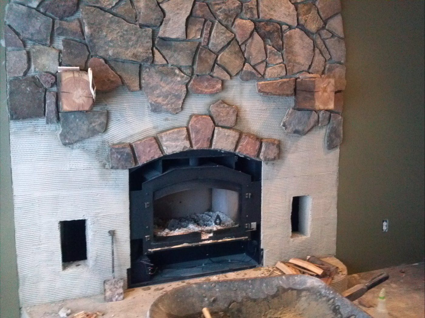 how to beautify an ugly surround hearth com forums home