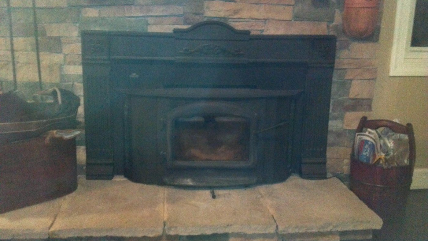Insert In A Prefab Fireplace Help Needed On Options