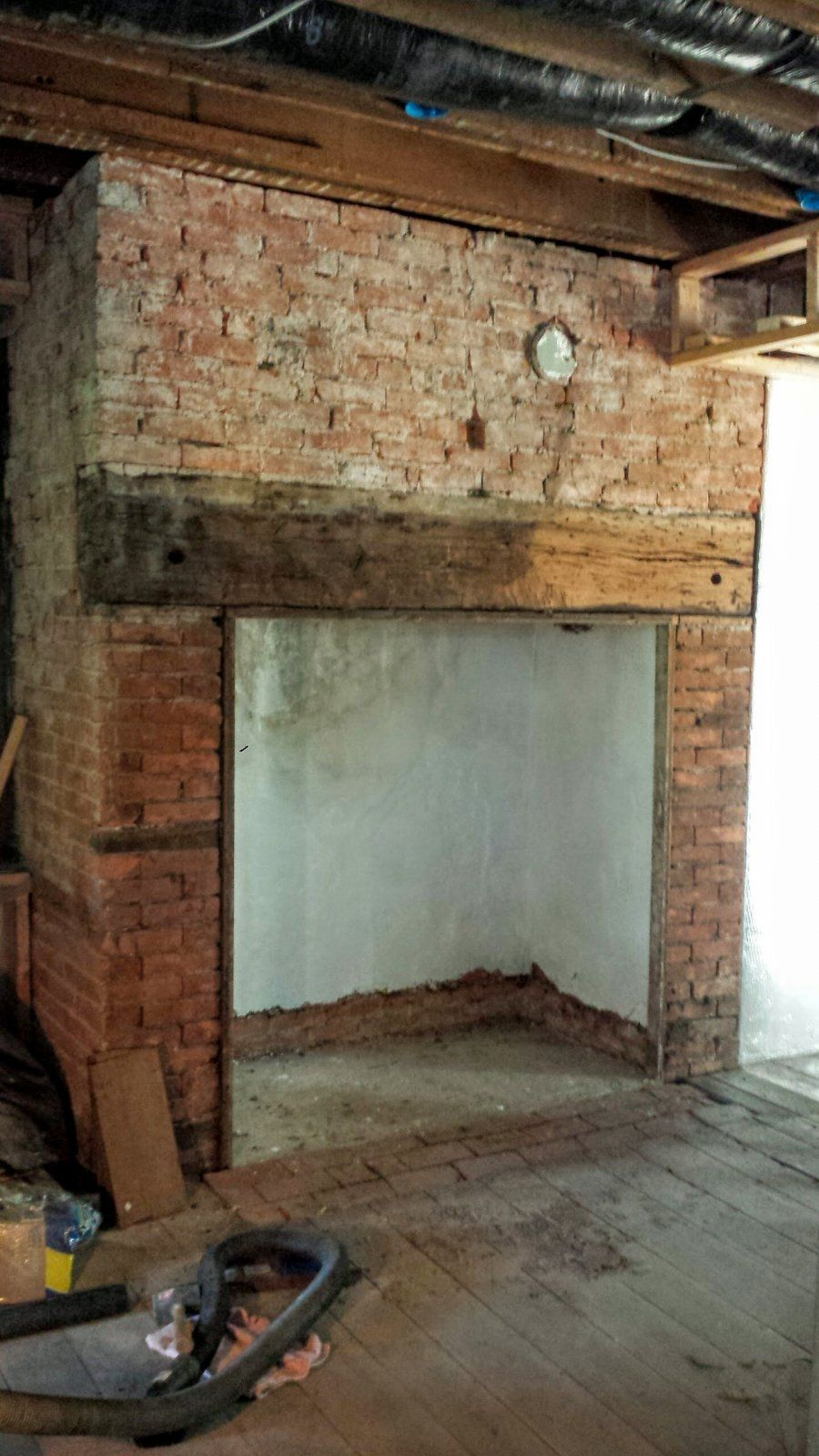new stove in old walk in fireplace please help hearth com