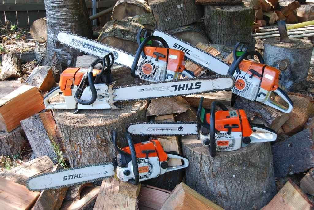 The Ultimate Chain Saw Suite