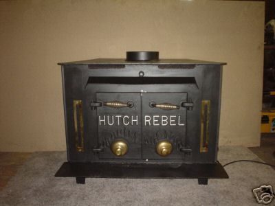 anyone else own a hutch rebel fireplace insert? | Hearth.com ...