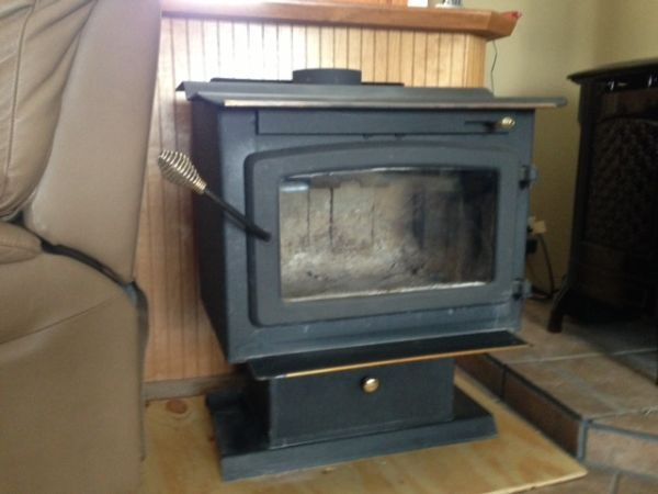 Century Wood Stove WB Designs - Used Wood Stove WB Designs
