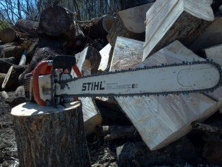 Time for a Stihl 051AV ressurection! | Page 2 | Hearth com Forums Home