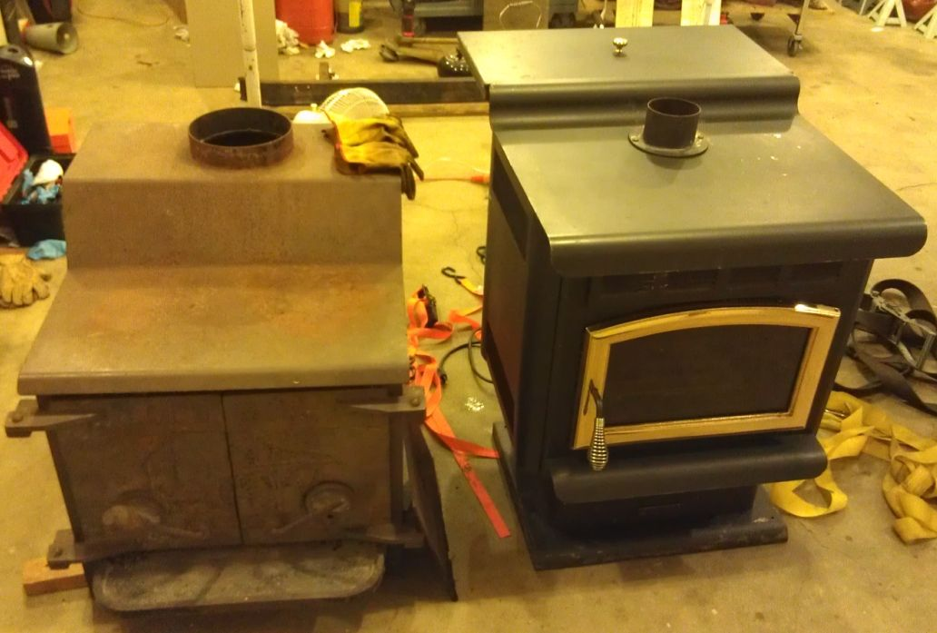 Brass Flame Wood Stove 2018 Small Pellet Stoves