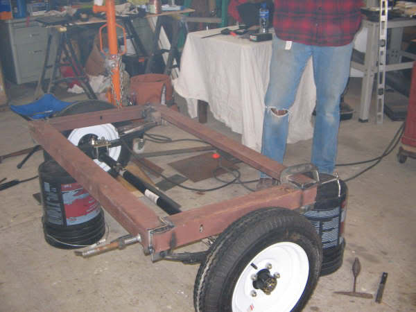 6jpg - Home Built Log Splitter Plans