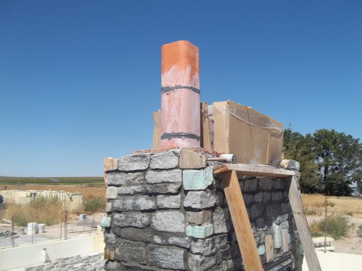 Stovepipe/Chimney for a masonry heater in a yurt | Hearth.com Forums ...