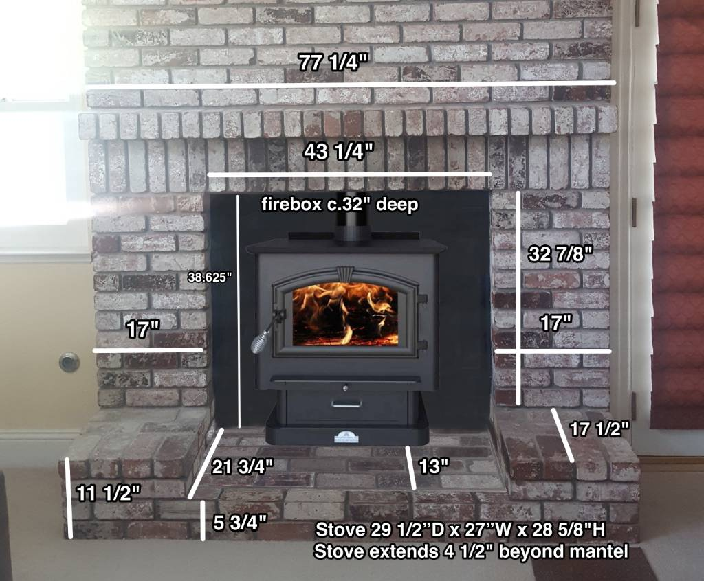 installing wood stove in old zc space hearth com forums home