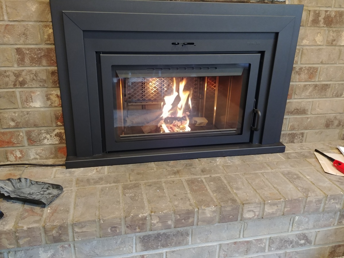 Supreme Fusion 24 Wood Insert Hearth Com Forums Home
