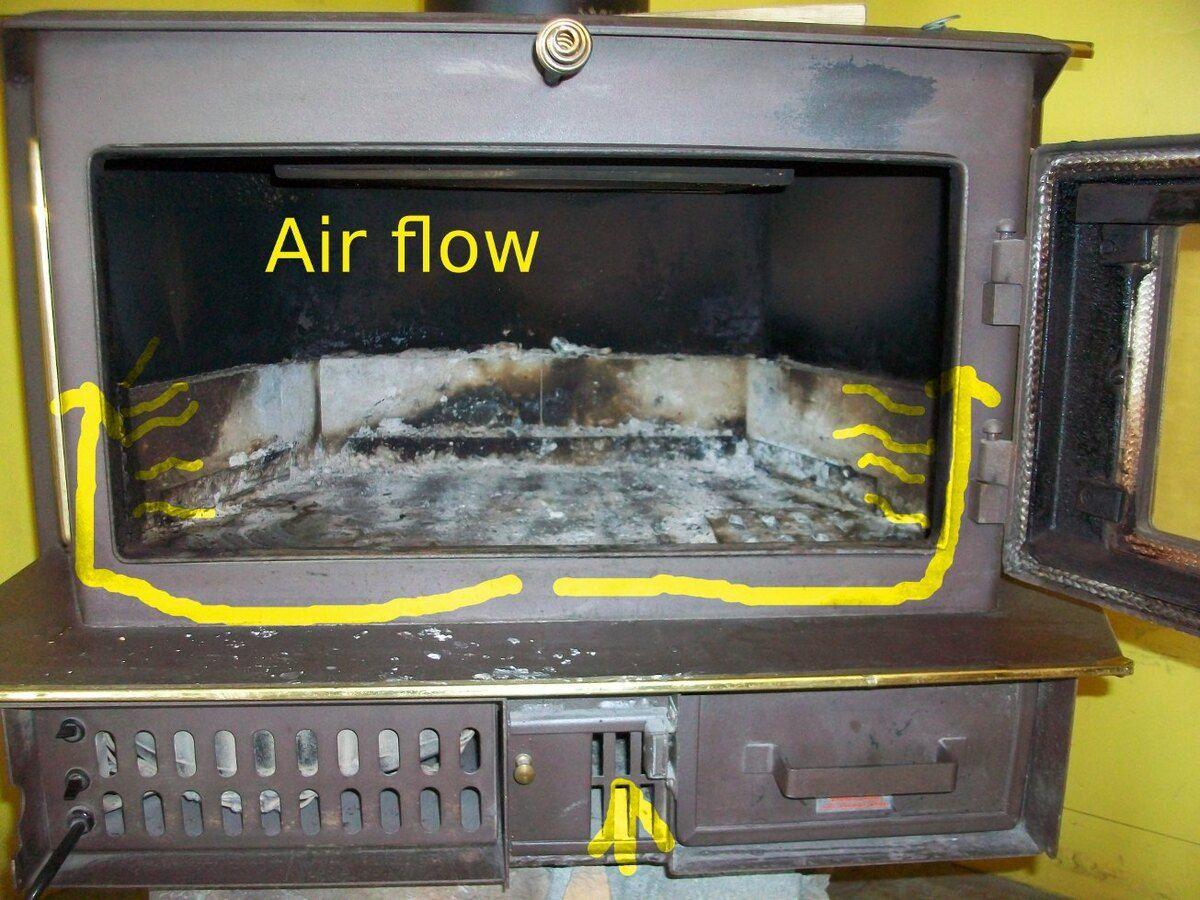 Appalaiachian air flow.jpg - Older Appalachian 52 Wood Stove