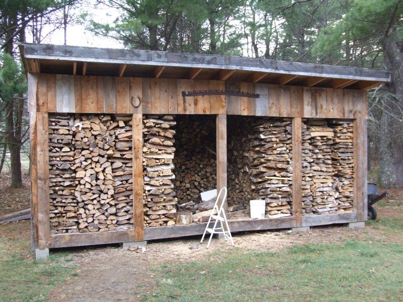 Wood shed pressure treated or not forums home for Cordwood house foundation