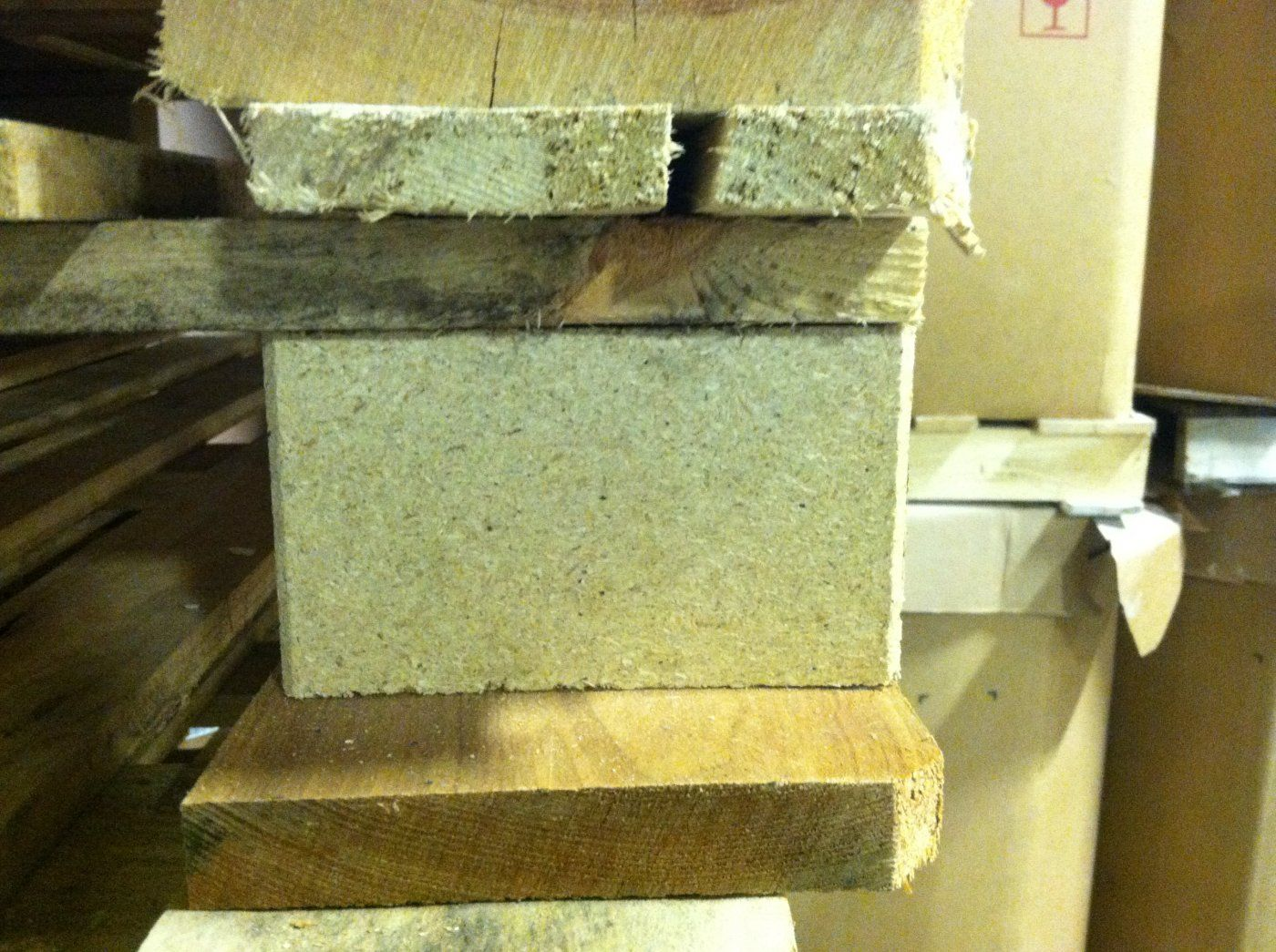 Compressed blocks hearth forums home