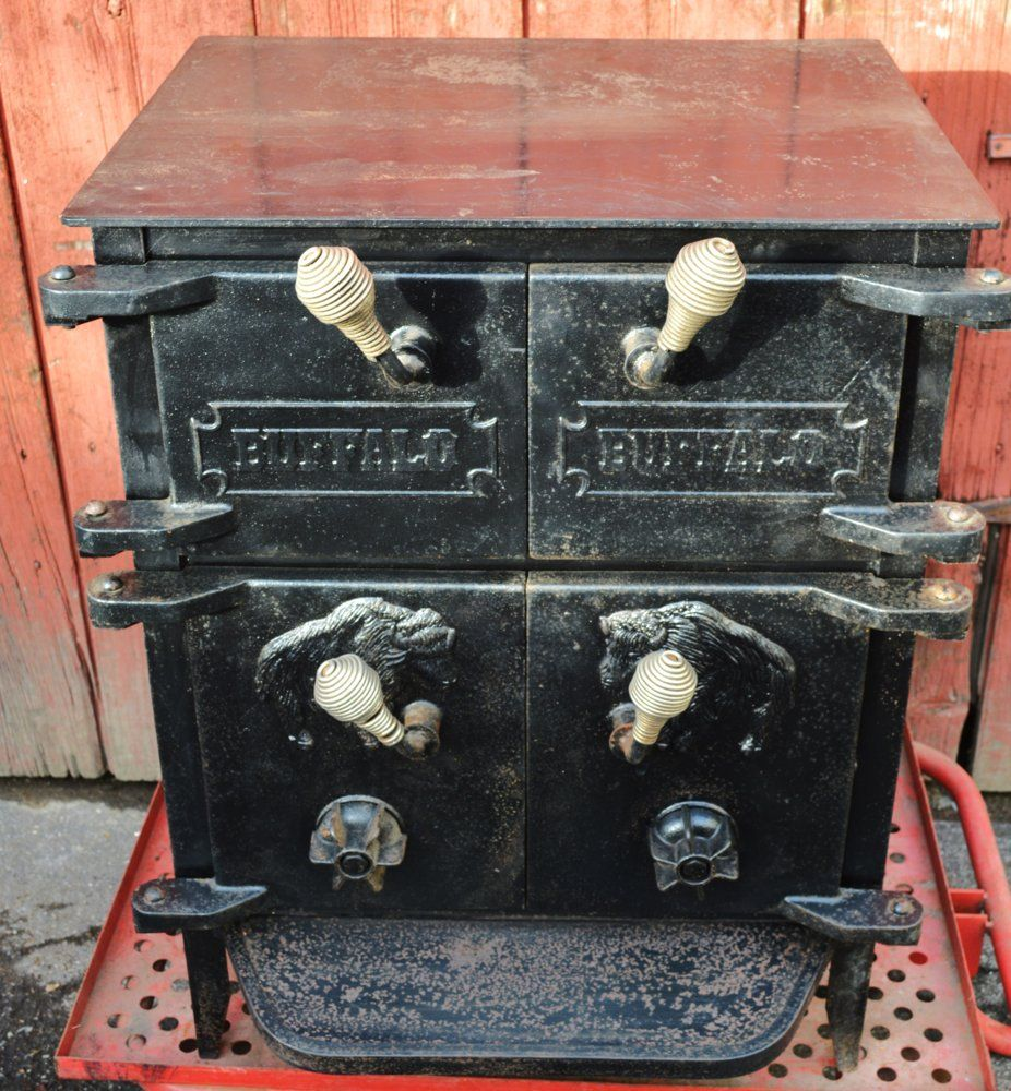 Old Buffalo Stove Id New Member Hearth Com Forums Home