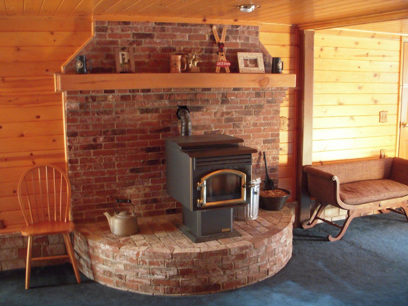 advice on a small pellet stove hearth com forums home