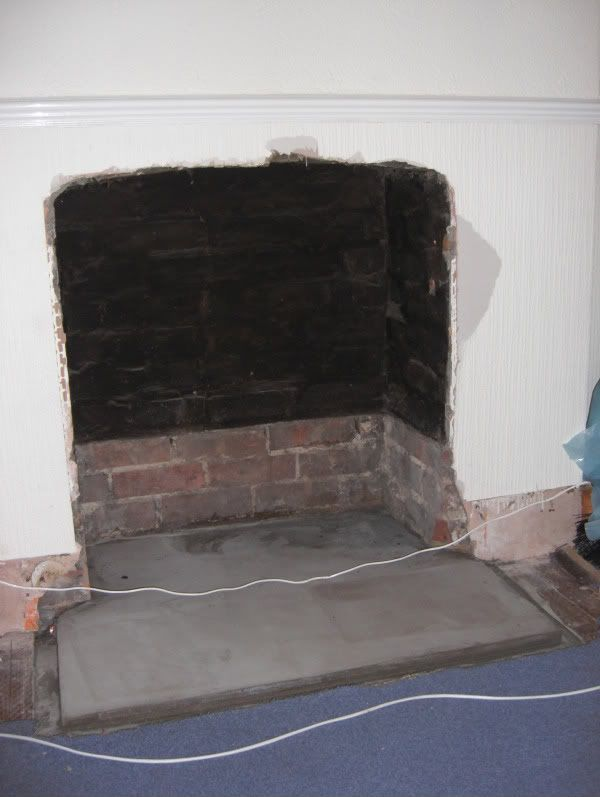 My Dovre 525 Install And Further Ideas Needed Hearth