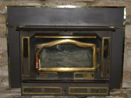 I'm a newbie for inserts.  Looking at a used country Flame Fireplace Insert catalyst.  The house has about 1100 square feet.  It gets COLD in the house...