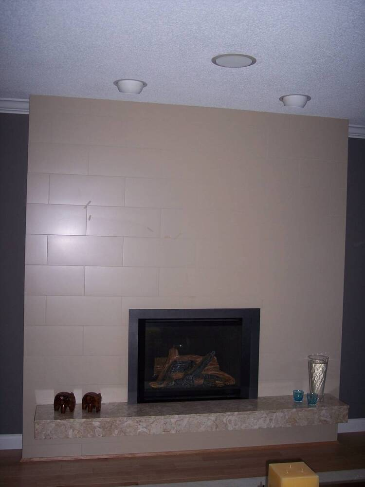 cracked fireplace insert replacing cracked fireplace panels aurora