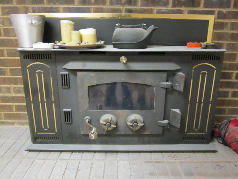 Converting Fireplace Insert To Stand Alone Stove Hearth Com Forums