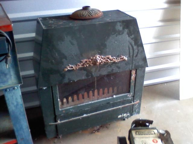 Craigslist 001.jpg - Need Help Identifying Efel Stove. Hearth.com Forums Home