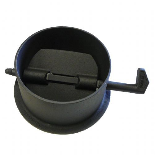 Whats the purpose of a damper on a wood stove ?   Hearth.com ...