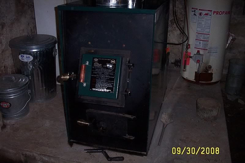 Us Stove 1537g Add On Wood Furnace Install Hearth Com