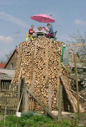 Holz Hausen Firewood Stack Question Hearth Com Forums Home