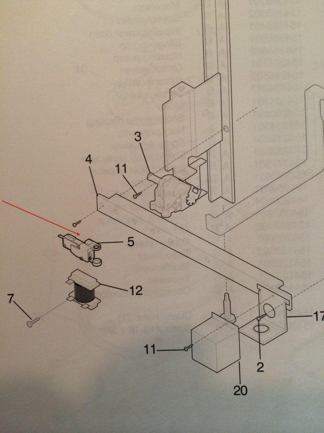 Snap Kenmore Dishwasher 15639000 Wiring Diagram 42