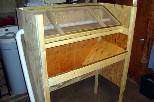DSC00896.jpg & Pellet Storage Bin for the Basement | Hearth.com Forums Home