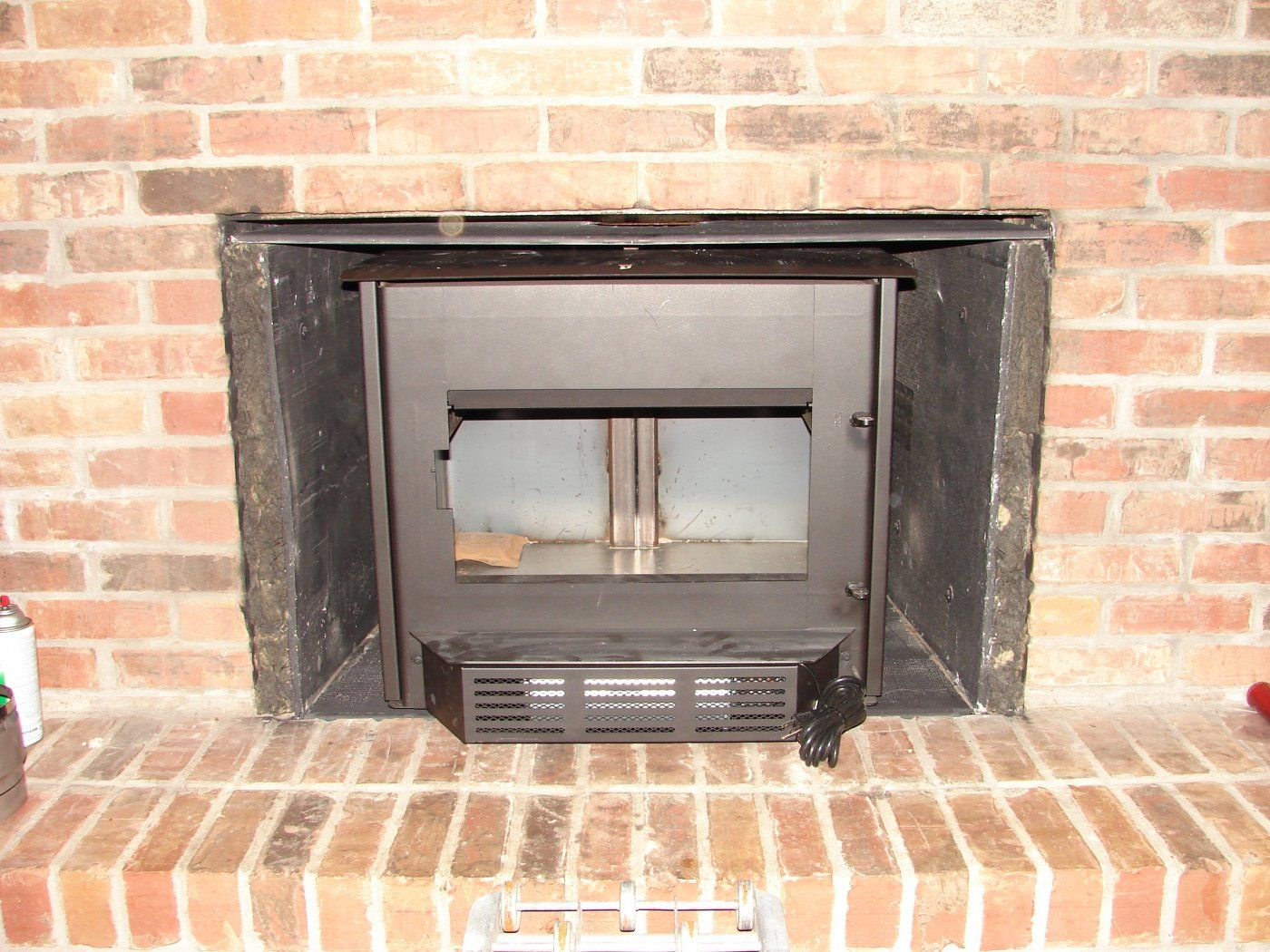 JPG DSC06524. - New Wood Stove Insert Install Cw2900 Hearth.com Forums Home