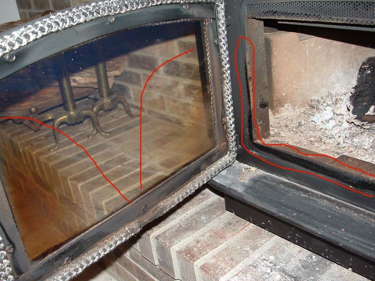 how do you clean the glass on stove insert hearth com forums home