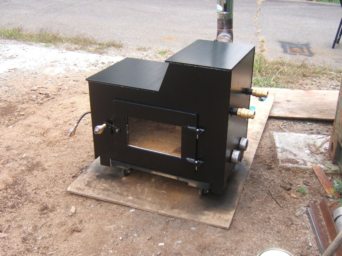 Home Made Wood Stove Hearth Com Forums Home