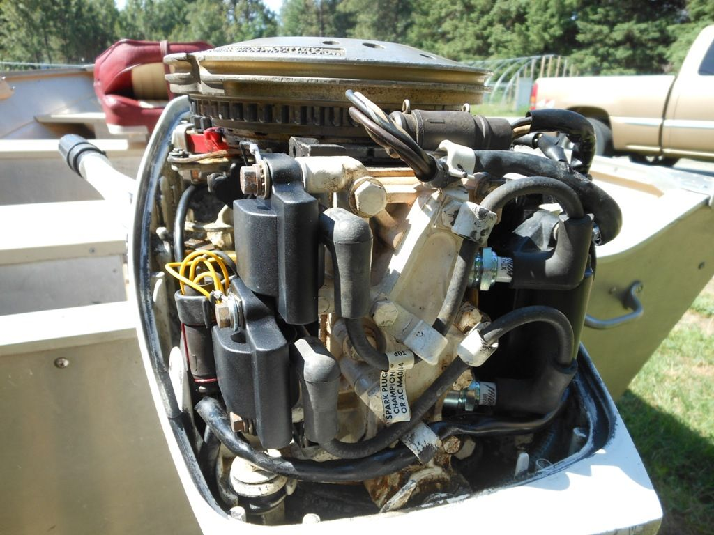 Johnson 15HP Outboard | Hearth com Forums Home