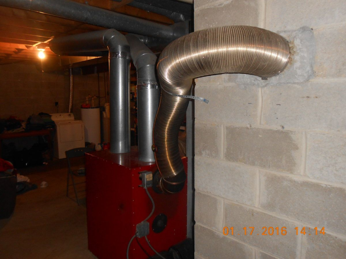 Flue Liner And Stove Pipe Hearth Com Forums Home