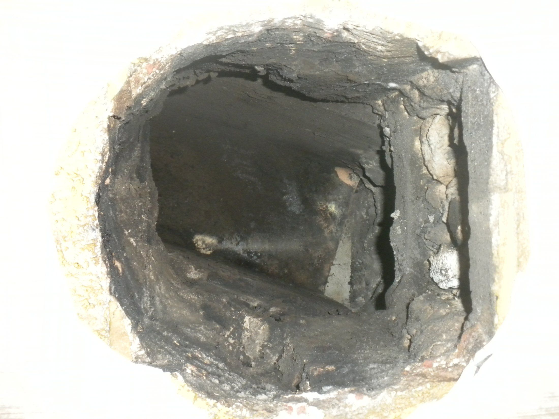 basement flue with no bottom clean out hearth com forums home