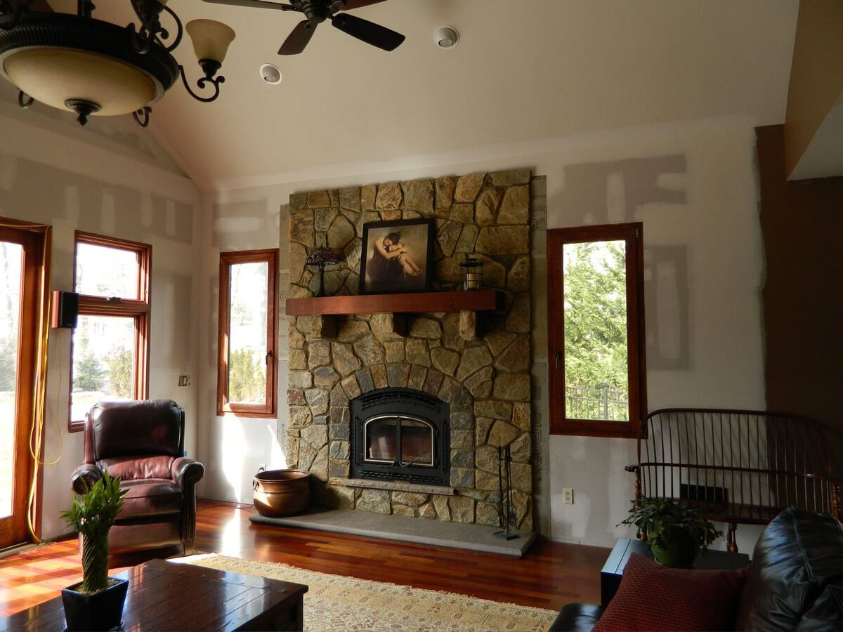 opinions requested hearth and fireplace height hearth com