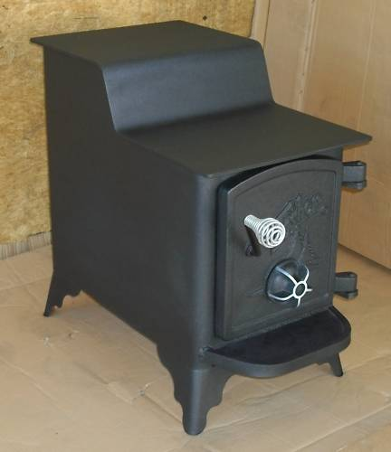 Fisher Baby Bear Wood Stove WB Designs - Fisher Baby Bear Wood Stove WB Designs