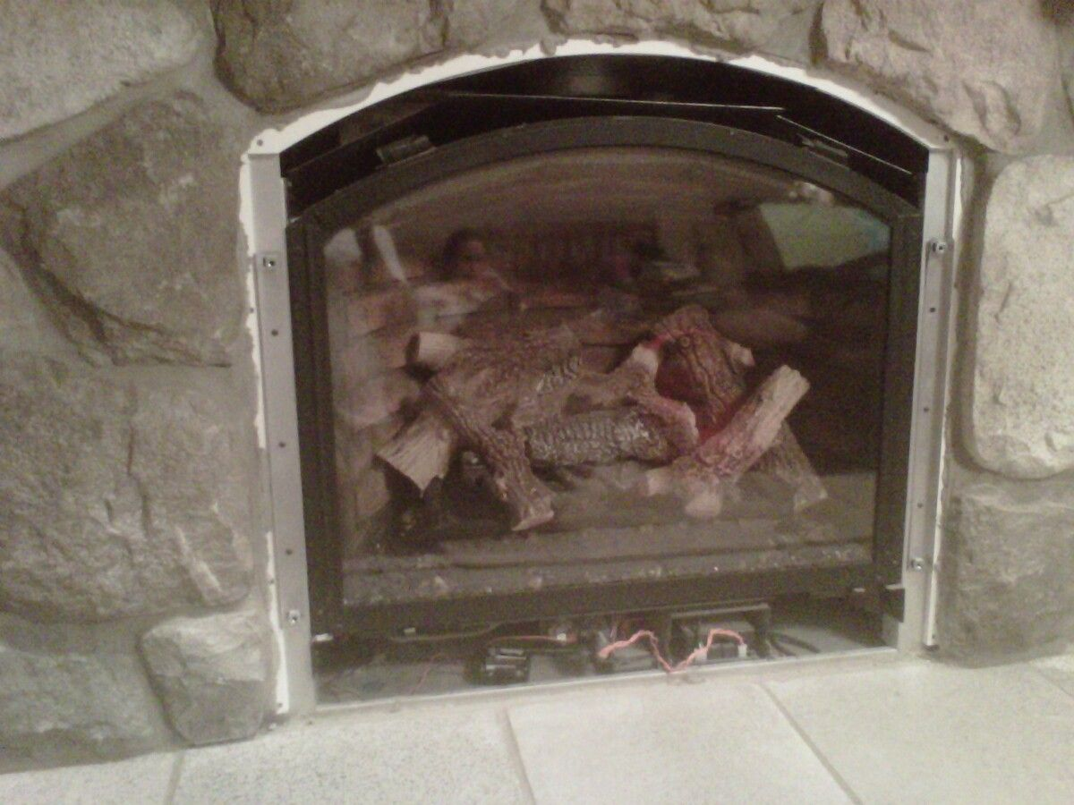fireplace depth too small ideas hearth com forums home
