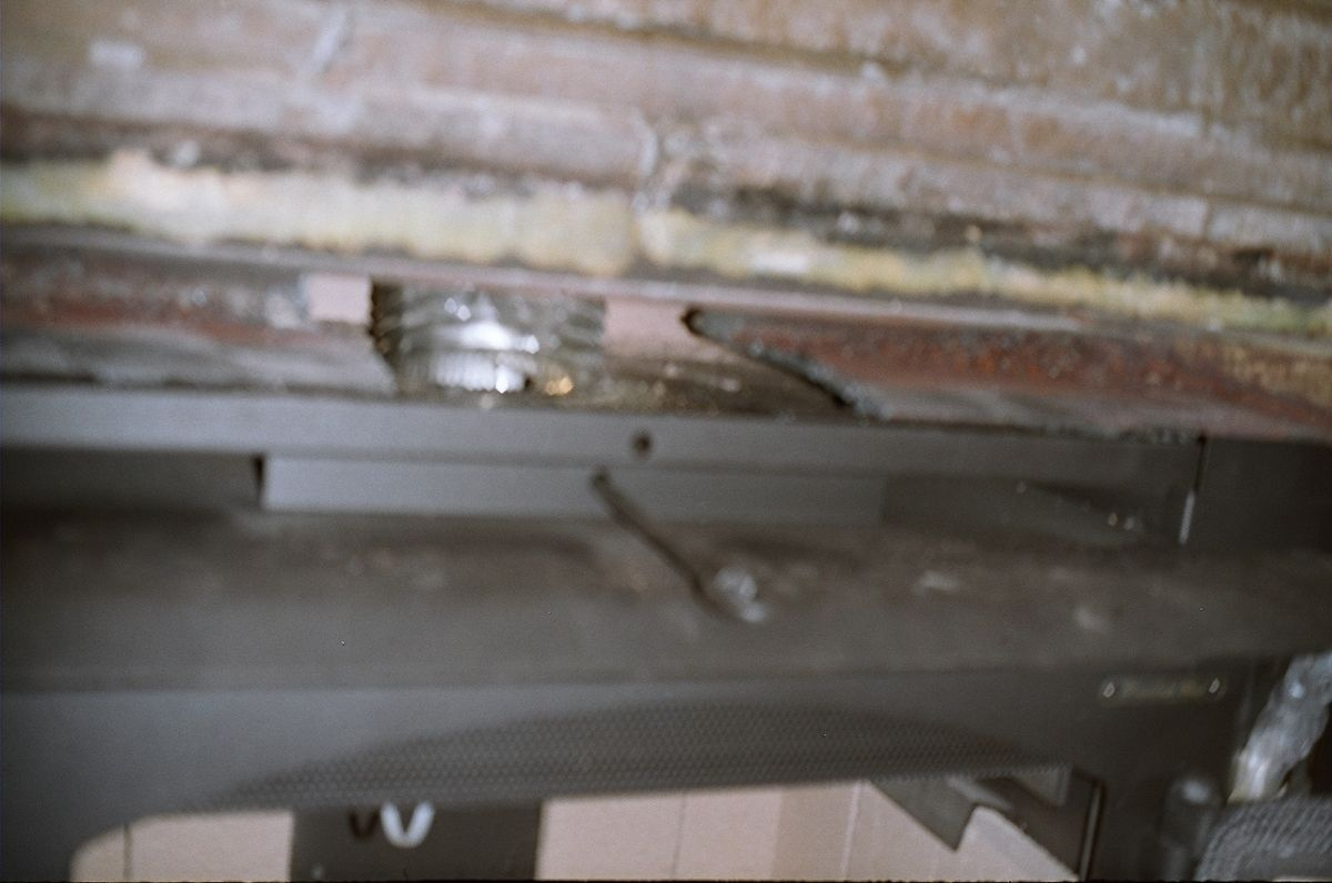 seam where insert and stove pipe elbow meet hearth com forums home