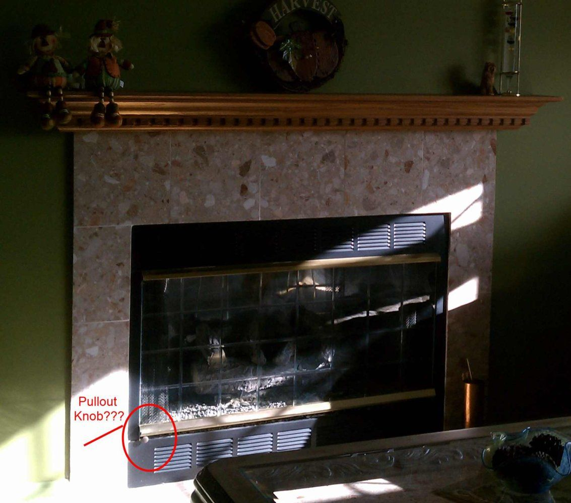 is this a direct vent or b vent fireplace and need manual hearth