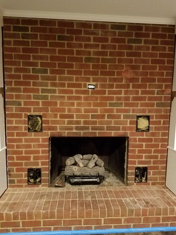 Remove Or Cover Up Old Heatilator Vents Hearth Com Forums Home