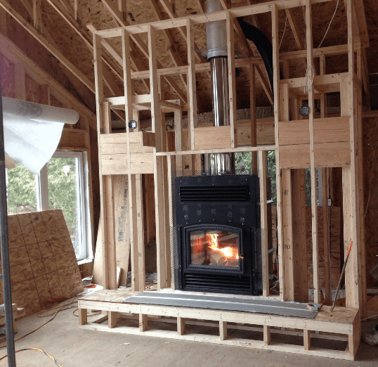 Would this convection setup work?   Hearth.com Forums Home