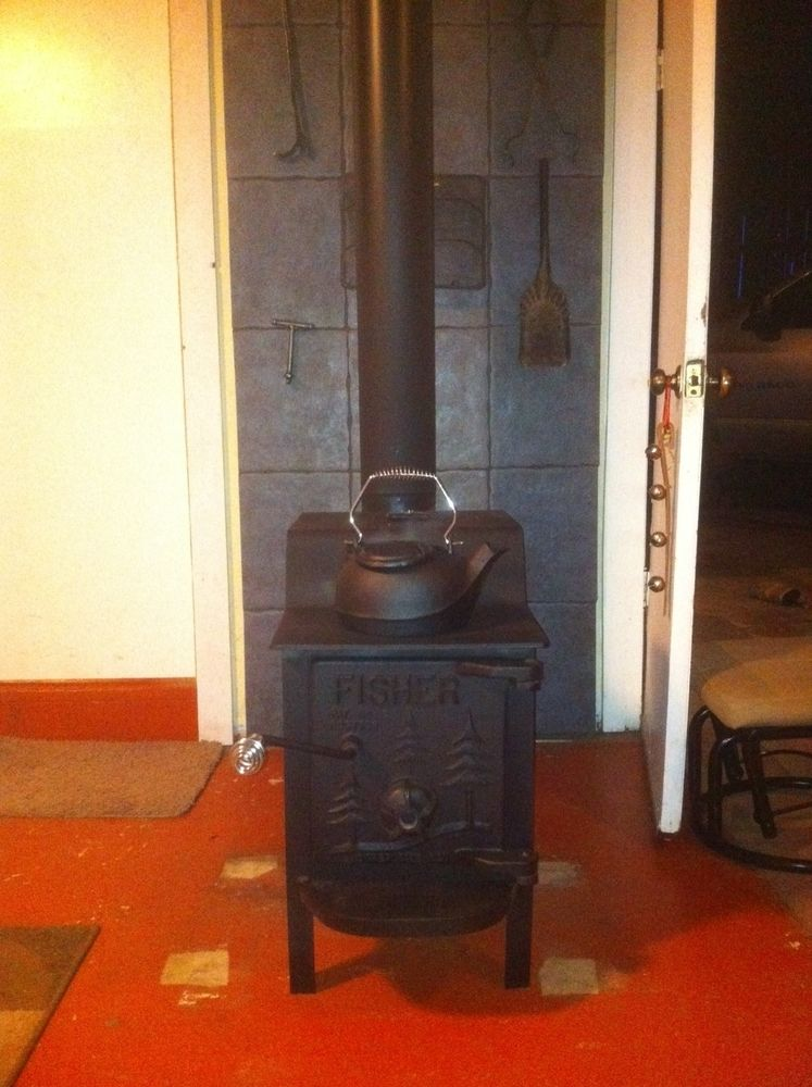 simple baffle solution for your old fisher more heat less smoke