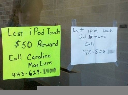 funny-lost-ipod-reward-signs.jpg