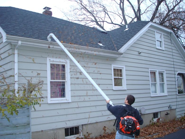 Gutter Cleaner Attachment Images