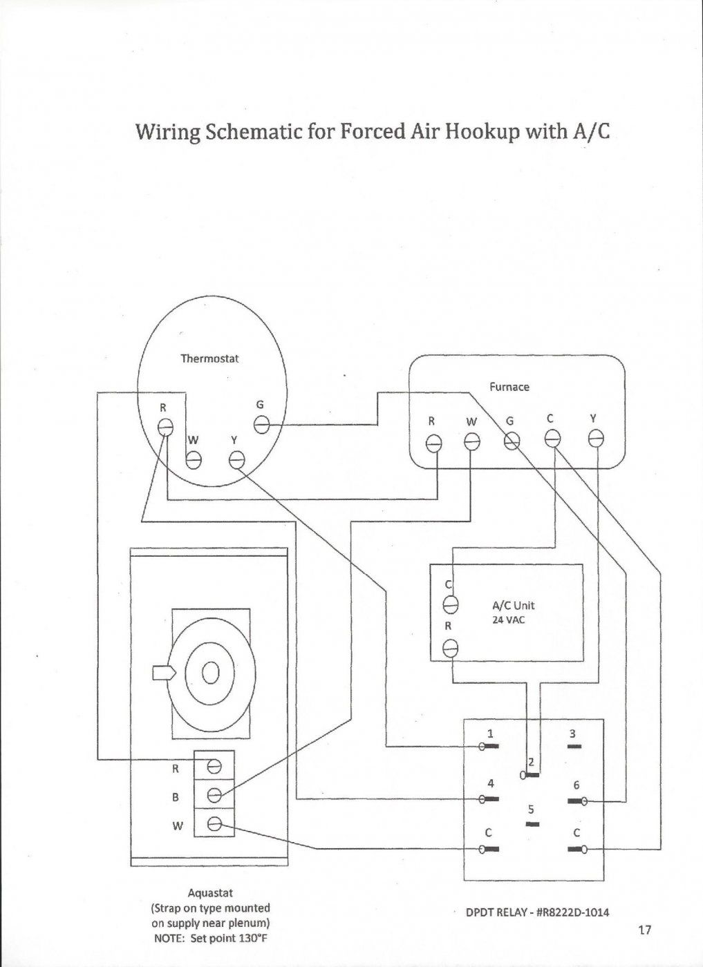 L8148e Wiring Diagram Great Design Of Honeywell Aquastat Relay 2 Zones
