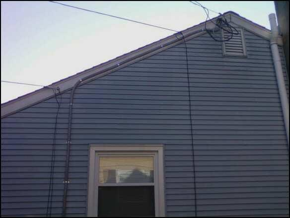 Chimney to power line clearance and other issues ...